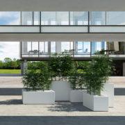 Plant box Kube